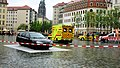 7. Internationaler Florianstag (Dresden) - Öffentlicher Festumzug der Feuerwehr Dresden - Altmarkt bis Neumarkt - Vorführungen der Feuerwehr - Bild 011.jpg