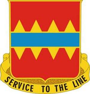 725th Support Battalion (United States) - Image: 725Spt Bn DUI
