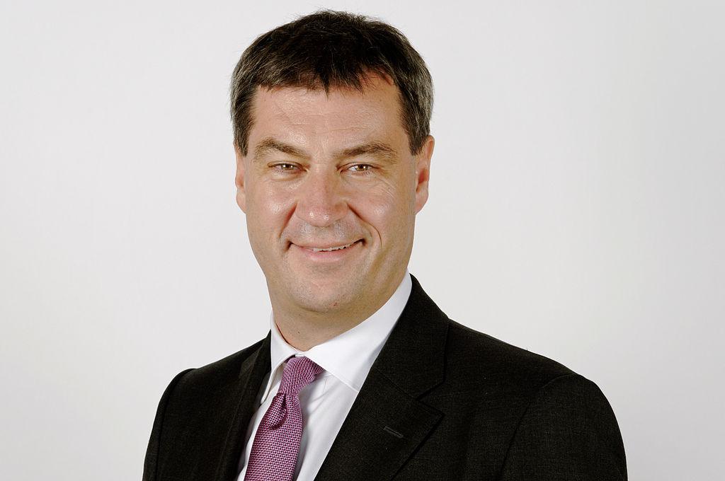Markus Söder (2012), Bild: wikimedia.org/CC BY-SA 3.0/ Gerd Seidel