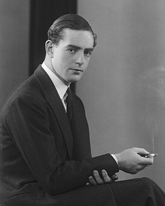 Charles Greville, 7th Earl of Warwick - 7th Earl of Warwick in 1933
