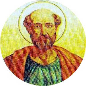 Pope Telesphorus - Image: 8 St.Telesphrous