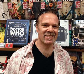 Nick Abadzis British writer and artist of comic books