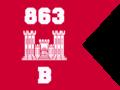 863rd Engineer Battalion B Company guidon.png