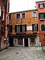 9219 - Venezia - Casa di Ugo Foscolo in Campo de le gatte - Foto Giovanni Dall'Orto, 30-Sept-2007.jpg