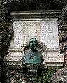 9311- Milano - Giardini Pubblici - Monumento a Emilio De Marchi (1851-1901) - Foto Giovanni Dall'Orto 22-Apr-2007.jpg