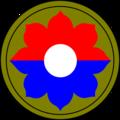 9e Division d'Infanterie (USA).png