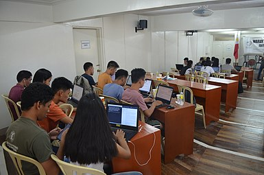 9th Waray Wikipedia Edit-a-thon 22.JPG