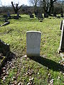 A.R. Tate Royal Signals grave Mutton Lane Cemetery.JPG