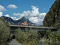 A3 Autobahnbrücke (West) über den Linth Escherkanal, Filzbach GL 20180815-jag9889.jpg