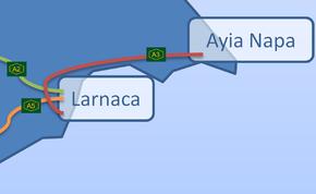 A3 Motorway Cyprus Wikipedia
