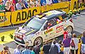 ADAC Rallye Deutschland 2013 - Fahrerpräsentation auf dem Roncalliplatz-4757.jpg