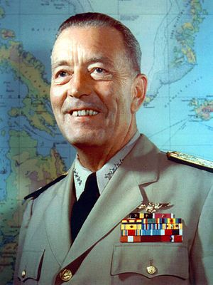 Vice Chief of Naval Operations - Image: ADM Arthur Radford