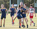 AFL Bond University Bullsharks (17960846009).jpg