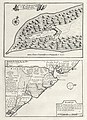 AMH-7267-KB Map of Oostenburg Fort and a map of the region between Baticaloa and Tricoenmale.jpg