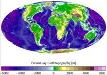 Earth wikipedia present day earth altimetry and bathymetry data from the national geophysical data center stopboris Gallery