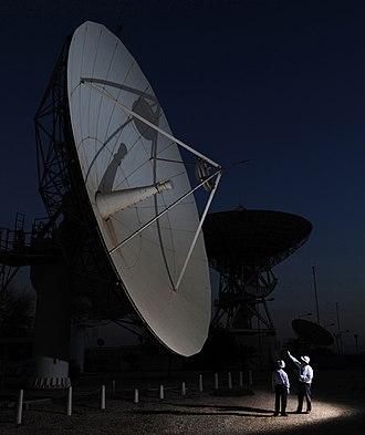 Batelco - Batelco Earth Station.
