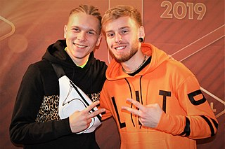 USNK Hungarian rap duo