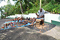 A Dunns River craftsmen carving wood Photo D Ramey Logan.jpg