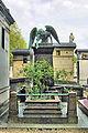A Grave In Montparnasse Cemetery, Paris April 2014.jpg
