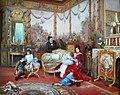 A de la Brely Victorien Sardou et sa famille vers 1886.jpg