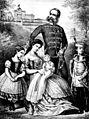 A királyi család magyar ruhában.jpg