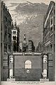A section through the roadway of Holborn Viaduct, London; lo Wellcome V0013543.jpg