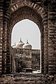 A sneek peek of the Badshahi Mosque.jpg