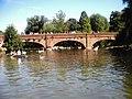A view of the Clopton Bridge near Bancroft gardens, Stratford-Upon-Avon - geograph.org.uk - 1096664.jpg