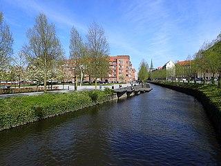 river in Denmark