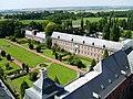 Abbaye de Bonne-Esperance Vue aerienne.JPG