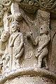 Abbaye de la Sauve Majeure - Fall of Man.JPG