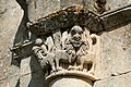 Abbaye de la Sauve Majeure - Two-bodied Lions.JPG
