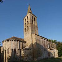 Iglesia de la Abadía de Saint-Papoul