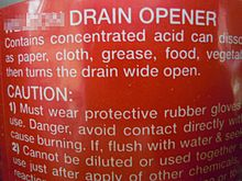 Drain Cleaner Wikipedia