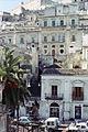 Across Corso Umberto from San Pietro Church Modica Sicily Muòrica Sicilia Italy 2.jpg