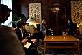 Acting DHS Secretary meets with U. K. Home Secretary Amber Rudd (35515906014).jpg