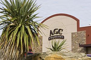 Ada Gaming Center - Image: Ada Gaming Center