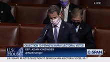 File:Adam Kinzinger speech in House after Jan 6, 2021 intrusion.webm
