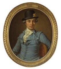 Portrait of Baron Adolf Ludvig Stierneld