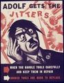 Adolf gets the jitters - NARA - 535001.tif