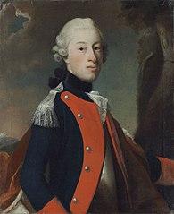 Portrait of Adolf Prinz von Hessen-Philippsthal-Barchfeld