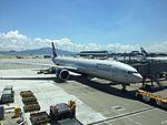 Aeroflot 777-300ER VP-BQD at HKG (28358881632).jpg