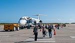 Aeropostal in Santiago Mariño International Airport.jpg