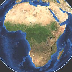 Afrika och dess länder