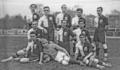 Agence Rol - Stade Bergeyre, 27 oct 1923, football association, équipe roumaine (étudiants de Cluj).png