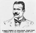 Agent de police Nicolas HOFFELT de la police de Schaerbeek - Blessé grave lors d'émeutes en 1902 02.png