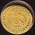 Agnel de Philippe le Bel 26 January 1311 gold 4010mg.jpg
