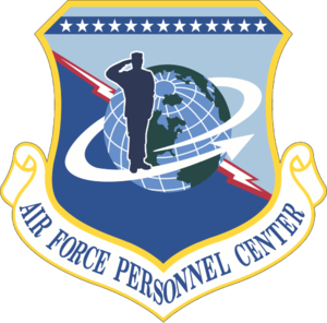 Emblem of the Air Force Personnel Center of th...
