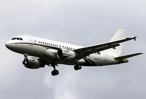 Airbus A319-100CJ Comlux Aviation Malta (MLM) F-WBGX - MSN 3356 - Will be 9H-SNA - Now in Nexus Flight Operations fleet as VP-CSN (3531851368)