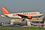 Airbus A319-100 easyJet (EZY) G-EZAK - MSN 2744 (7106977161).jpg
